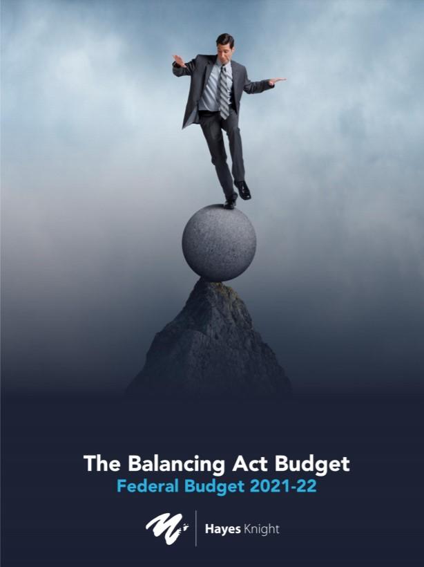 2021-22 Federal Budget